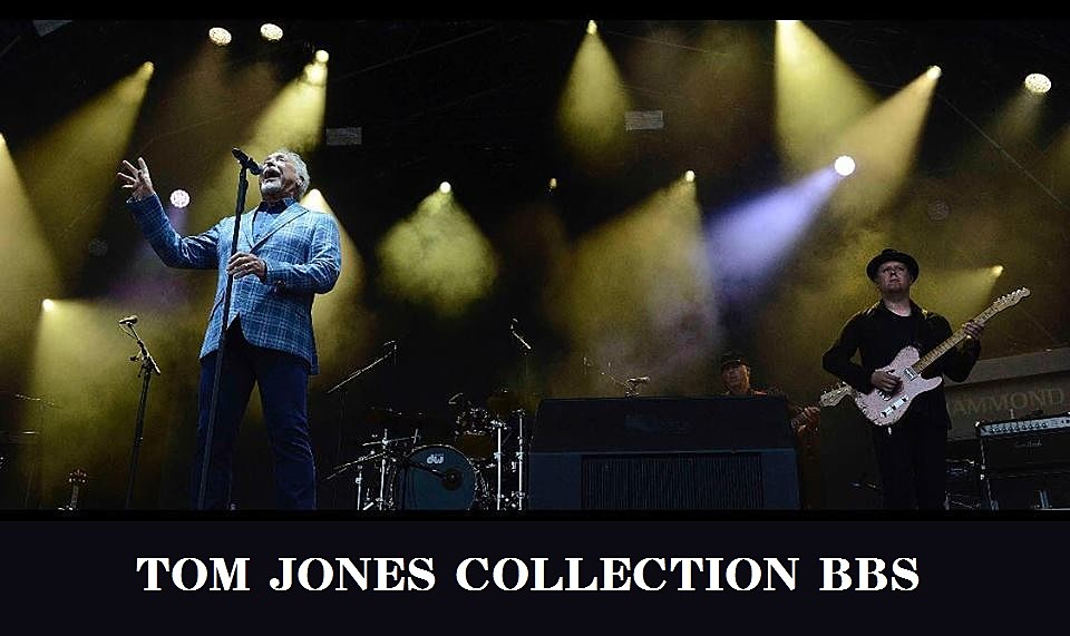 TOM JONES collection 掲示板